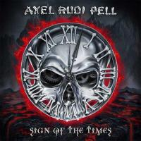 Axel rudi pell sign of the times