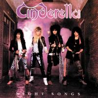 Cinderella night songs