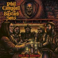 Phil campbell and the bastard sons we re the bastards
